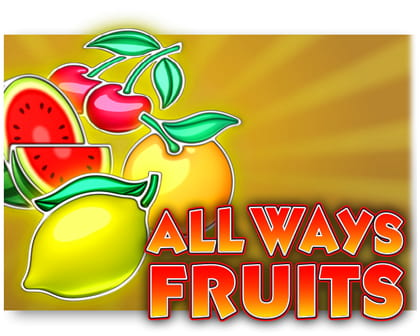 Amatic All Ways Fruits